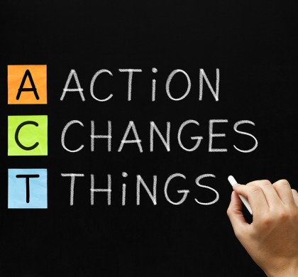 Nothing is Forever! Action Changes Things