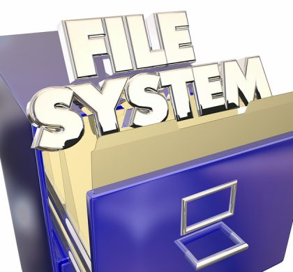 File System and Folders