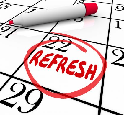 How do you determine a filled calendar?