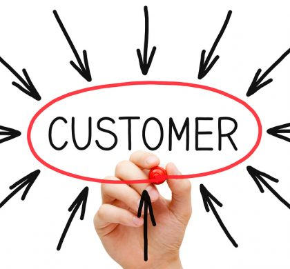 Customer at the center of what you do